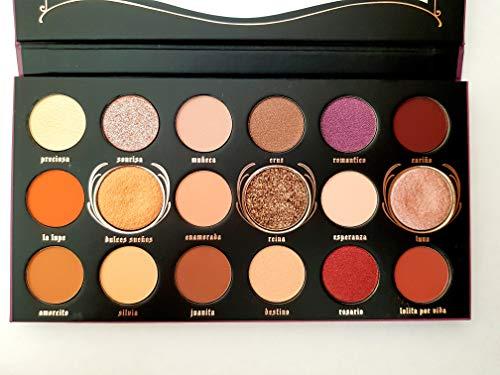 Kat Von D Lolita Por Vida Eyeshadow Palette Edición limitada ...