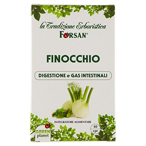 The Herbal Tradition Forsan Fennel - 20 gr