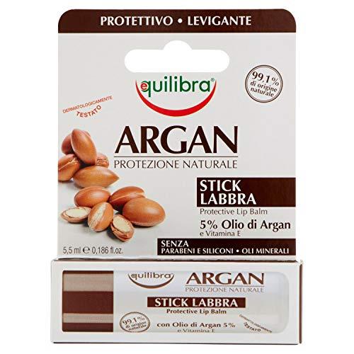 Labios Equilibra Argan Stick, 5,5 ml