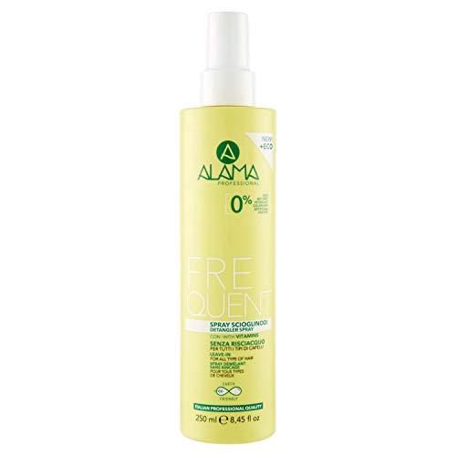 Alama Profesional FRECUENTE Pulverizador de uso frecuente sin enjuagar para todos los tipos de cabello 250 ml