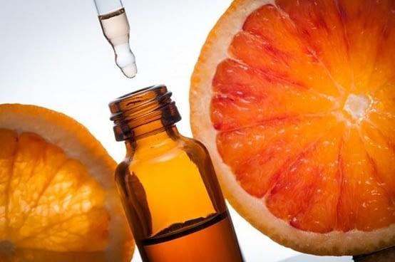Propiedades del aceite esencial de naranja dulce