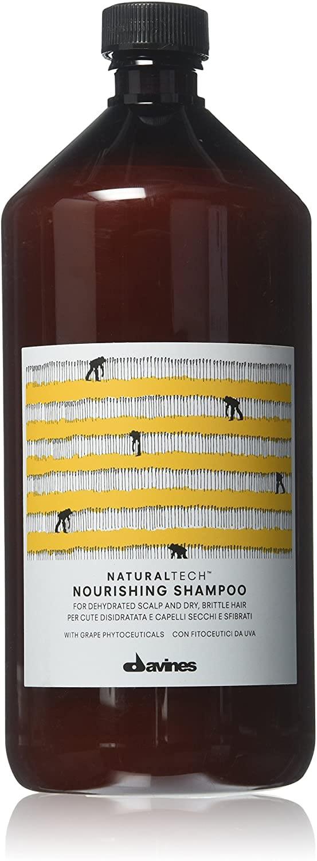 Davines Naturaltech Champú nutritivo para cabellos secos