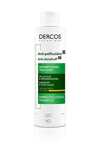Champú anti-caspa VICHY Dercos para cabellos secos 200 ml