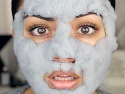 cómo utilizar la máscara de burbujas