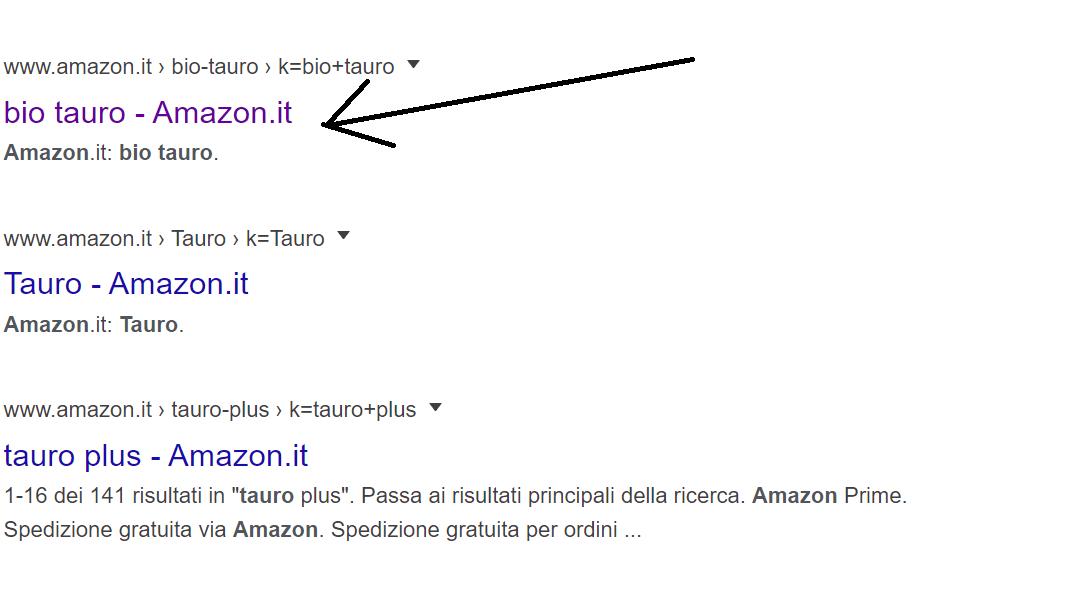 bio tauro se puede encontrar en Amazon