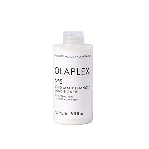 OLAPLEX N ° 5 Acondicionador de mantenimiento Bond, 250 mililitros