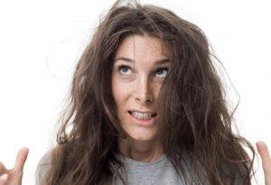 Cómo conseguir un cabello más fuerte KRESTINA PRO Brittle HAIR
