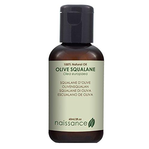 Aceite de escualo de oliva Naissance - 100% aceite vegetal puro - 60 ml