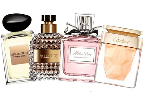 Mejores perfumes para mujer