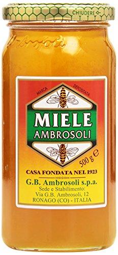Ambrosoli Mezcla de Miel de Flores, 500gr