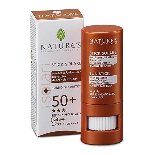 Bios Line Solari Natures Stick Spf50 + - 8 ml
