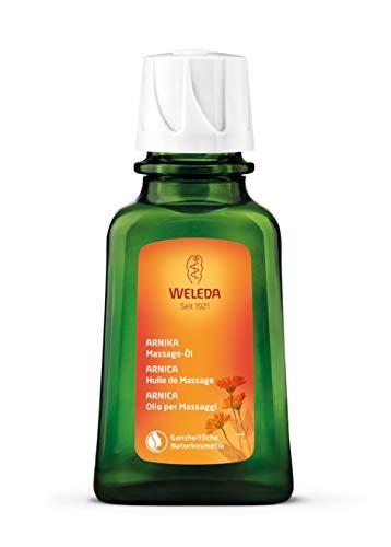 Aceite de masaje WELEDA Arnica, 50 ml
