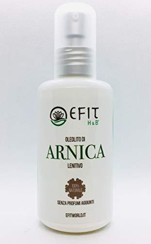 Aceite de Árnica EFIT: 100% puro y natural