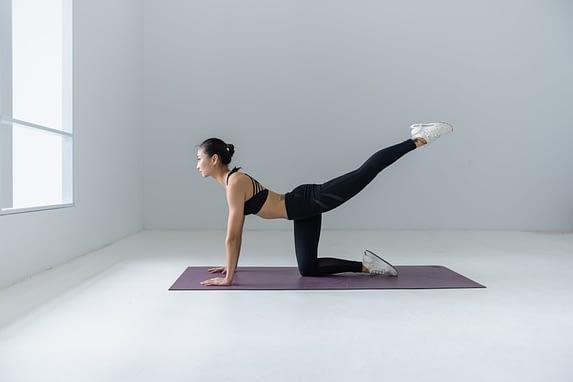 Yoga: te explicamos cómo elegir la alfombra adecuada