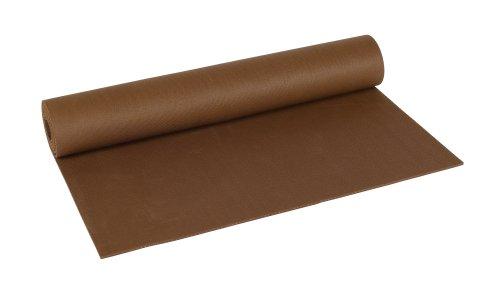 JadeYoga: estera de yoga Harmony, 368C, chocolate, 68 pulgadas