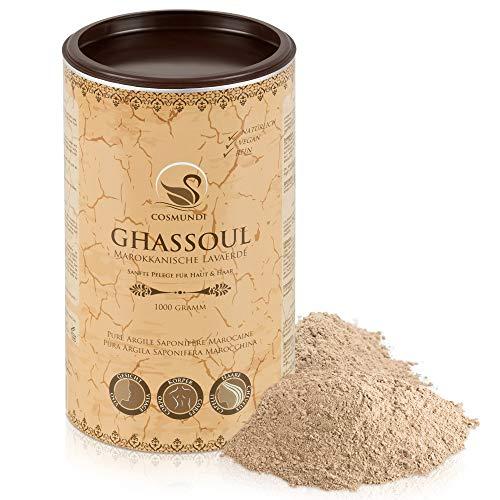 cosmundi Ghassoul Marrocchina Arcilla saponífera (Rhassoul) 1 kg