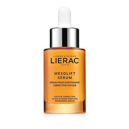 LIERAC MESOLIFT Suero energizante para la corrección de la fatiga - Todo tipo de piel - Ácido hialurónico - Antiarrugas - Anti-envejecimiento - Cara - 30 ml