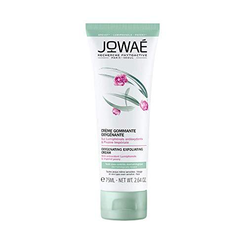JOWAÉ Crema exfoliante suavizante con peonía imperial, para todos los tipos de piel, incluso sensible, formado 75 ml