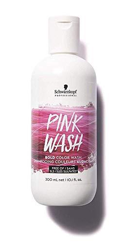 Champú Schwarzkopf Pink Wash - 300 Ml