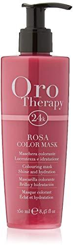 FANOLA Oro Therapy Color Mask Mascarilla Rosa para el pelo - 250 Ml