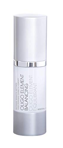 Oligo Elemento Balancing 1 x 30 ml: suero de cuidado de la cara altamente ajustable para pieles grasas y incrustantes con zinc, cobre y ácido láctico.