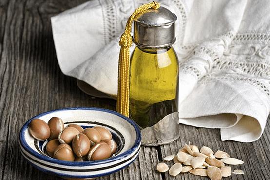 Aceite de argán para la piel y el pelo