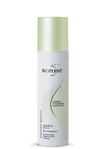 Champú seco instantáneo Biopoint Beauty 150 ml