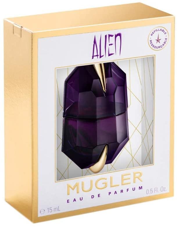 Perfume recargable alien
