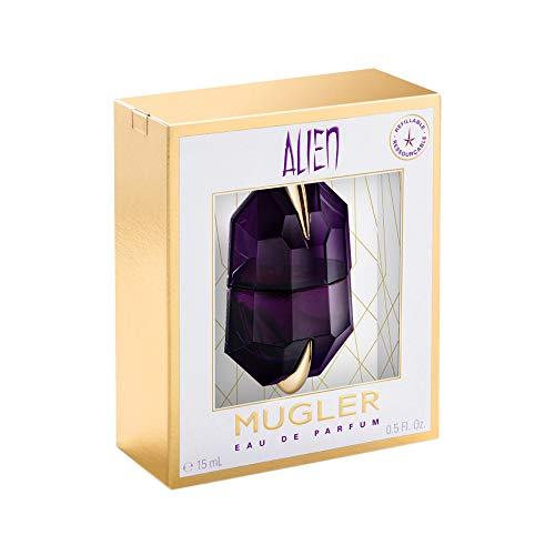 Perfume recargable Mugler Alien, fabricado en Francia, 15 ml