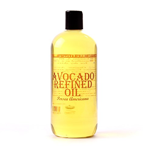 Momentos místicos |  Aceite vectorial refinado de aguacate - 500 ml - 100% puro