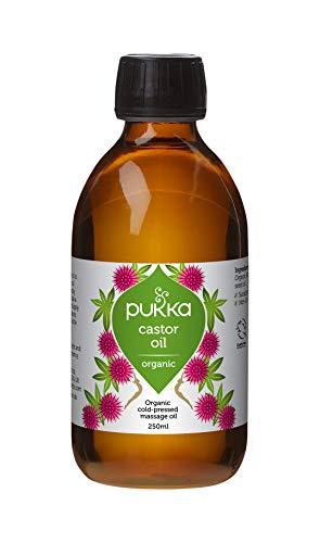 Pukka, aceite de ricino orgánico, 250 ml