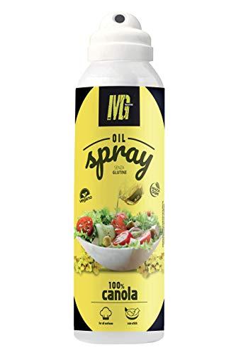 MG FOOD Aceite Spray 100% Canola 250ml