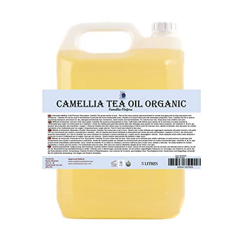 Aceite portador orgánico de canola (colza) 5 litros - 100% puro