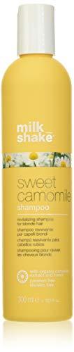 Batido de leche: champú para cabello Sweet Camomile