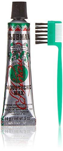 Pack de cera Clubman - Bigote, 14,2 g