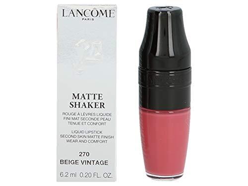 Lancome Matte Shaker Long Lasting Liquid Lipstick 270