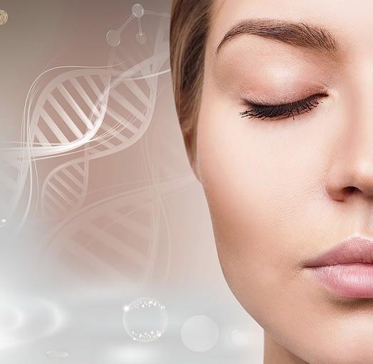 Propiedades cosméticas de colágeno