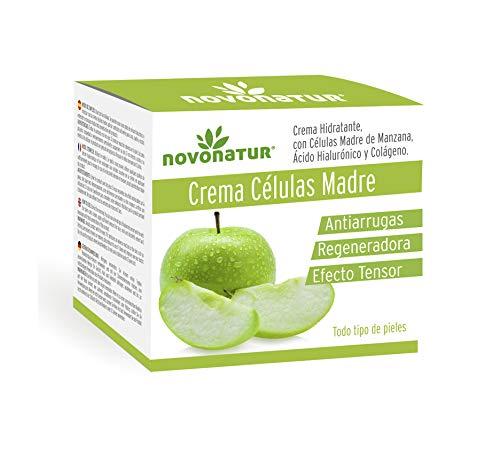 Crema hidrolizada antiarrugas para el rostro Colágeno, células madre de manzana y citocinas, ácido hialurónico, L-arginina y extracto de oliva.  Reafirma, regenera y confirma la ...