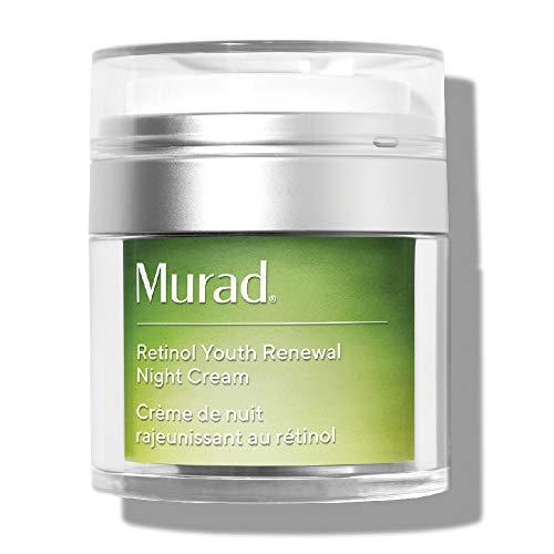 Crema nocturna de renovación juvenil Murad Retinol - 50 gr.