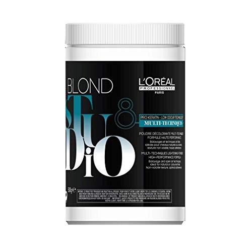 Blond Studio - Polvo decolorante - 500 gramos