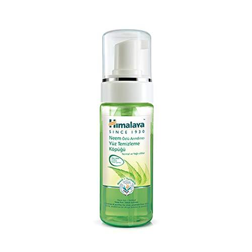 Himalaya Herbal Purifying neem espumadera facial que evita el picado purifica y limpia todos los tipos de piel de 150 ml