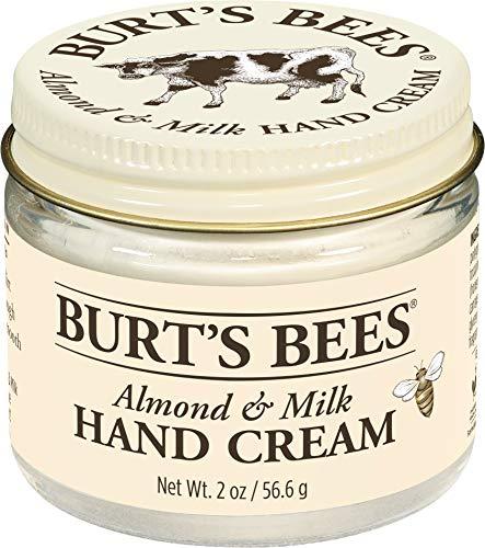 Burt s Bees, crema de manos con leche de almendra, 57 g