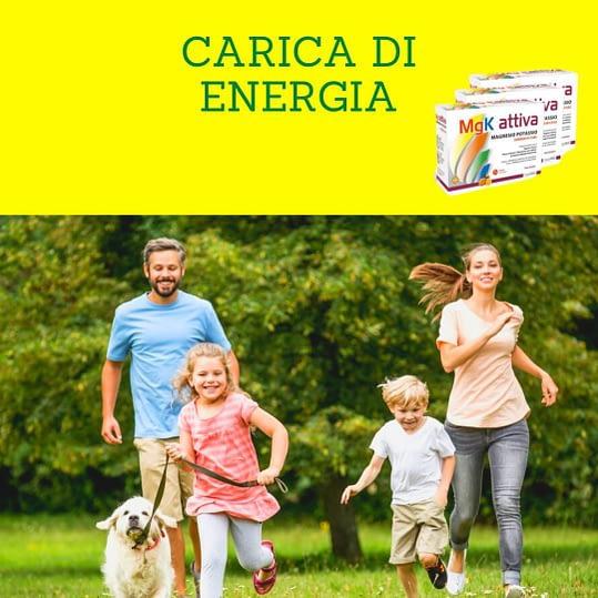 MGK Suplemento energético activo