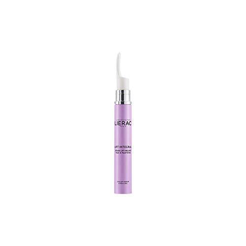Lierac Lift Serum Integral para Arrugas Oculares y Párpados con Ácido Hialurónico, para todos los tipos de piel, formado 15 ml