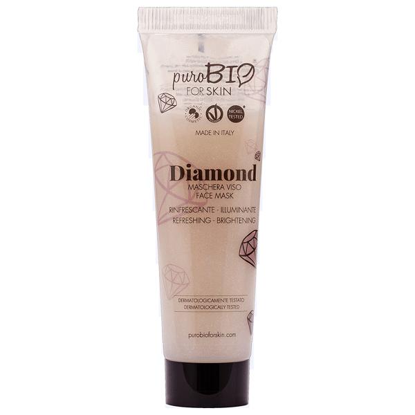 Máscara facial Diamond Purobio For Skin