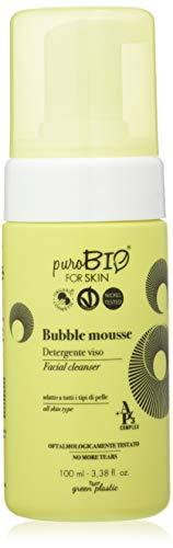 Limpiador facial Purobio Bubble Mousse - 100 Ml