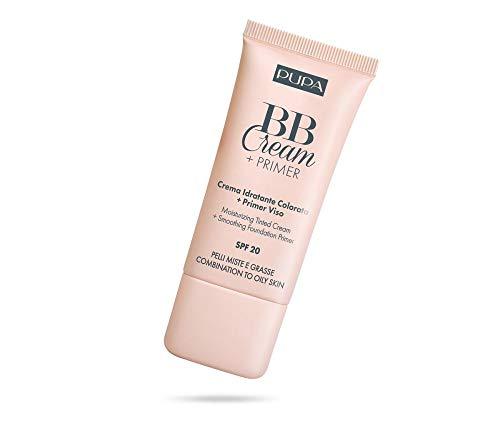Pupa Bb Cream + Primer combinado y piel grasa - Arena - 30 ml