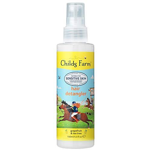 Childs Farm Grapefruit & Tea Organic Organic Oil Anti-Knot Conditioner Spray, 150 ml