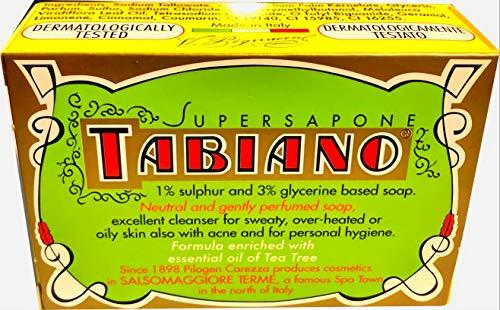 Super Jabón Tabiano con Azufre