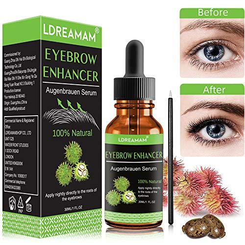 Tratamiento de cejas, suero de crecimiento de cejas, suero de cejas, potenciador de cejas, crecimiento estimulante, potenciador de cejas, suero de cejas ...